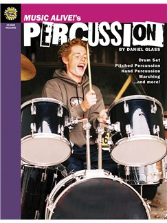 Daniel Glass: Music Alive!'s Percussion Books | Drums