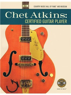 Chet Atkins: Certified Guitar Player Books | Guitar