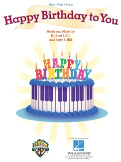 Happy Birthday To You (PVG) Books | Piano, Vocal & Guitar
