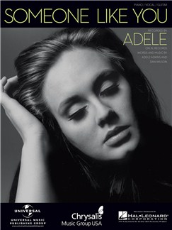Adele: Someone Like You (Piano/Vocal) Books | Piano & Vocal