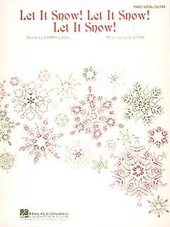 Jule Styne: Let It Snow! Let It Snow! Let It Snow! Books | Voice, Piano