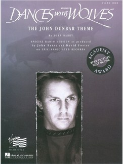 John Barry: The John Dunbar Theme (From Dances With Wolves) Books | Piano