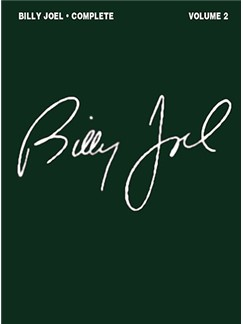 Billy Joel: Complete - Volume 2 Books | Piano, Vocal & Guitar