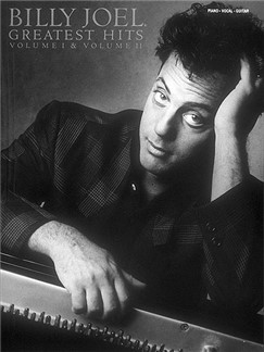 Billy Joel: Greatest Hits Volumes 1 and 2 Books | Piano, Vocal & Guitar
