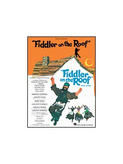 Fiddler On The Roof: Vocal Selections Books | Piano, Vocal & Guitar