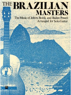 The Brazilian Masters Books | Guitar
