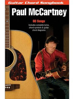 Guitar Chord Songbook: Paul McCartney Books | Guitar