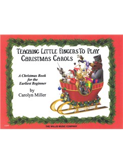 Teaching Little Fingers To Play Christmas Carols Books | Piano