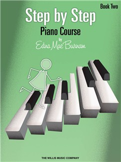 Step by Step Piano Course - Book 2 Books | Piano