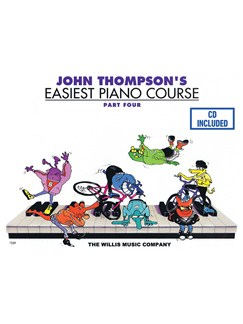 John Thompson's Easiest Piano Course Books and Digital Audio |