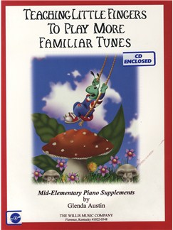 Teaching Little Fingers To Play Familiar Tunes Books and CDs   Piano