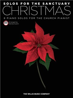 Christmas Solos For The Sanctuary Books | Piano