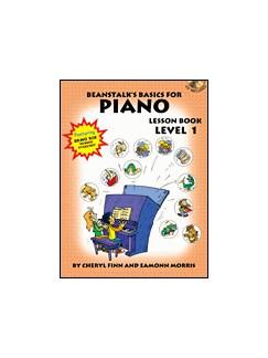Beanstalks Basics For Piano Lesson Level 1 Bk/Cd Books | Piano