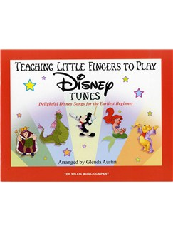 Teaching Little Fingers To Play Disney Tunes Books | Piano