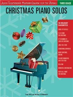 Christmas Piano Solos 3rd Grd Pf Bk Books | Piano