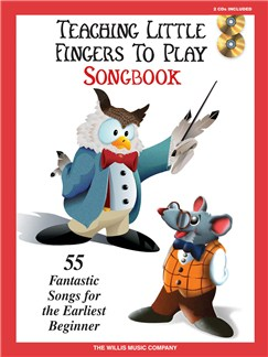 Teaching Little Fingers To Play - Songbook Books and CDs | Piano