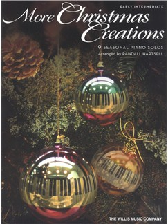 More Christmas Creations Books | Piano