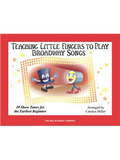 Teaching Little Fingers To Play Broadway Songs (Book Only) Books | Piano