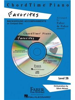 ChordTime Piano - Favorites (CD) CDs   Piano