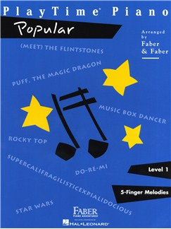 PlayTime Piano: Popular Books | Piano