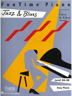 FunTime Piano - Jazz & Blues Books | Piano