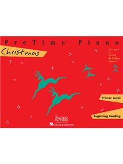 PreTime Piano: Christmas - Primer Level Books | Piano