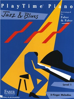 PlayTime Piano: Jazz & Blues Books | Piano
