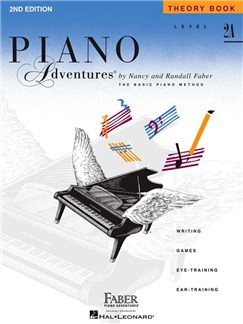 Piano Adventures®: Theory Book - Level 2A Books | Piano