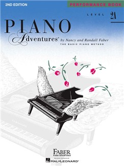 Piano Adventures®: Performance Book - Level 2A Books | Piano