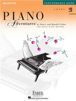 Piano Adventures®: Performance Book - Level 2B Books | Piano