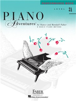 Faber Piano Adventures: Level 3A - Performance Book Books | Piano