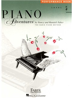 Piano Adventures: Level 5 - Performance Book Books | Piano