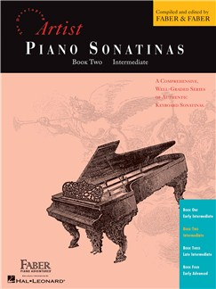 The Developing Artist: Piano Sonatinas - Book 2 Books | Piano