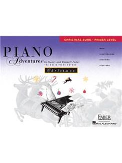 Piano Adventures®: Christmas Book - Primer Level Books | Piano