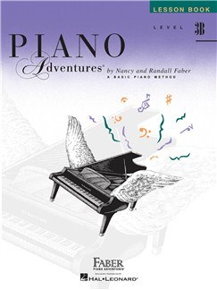 Piano Adventures: Level 3B - Lesson Book Books | Piano