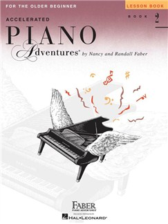 Accelerated Piano Adventures®: Lesson Book 2 (International Edition) Books | Piano