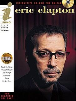 I-Song Eric Clapton CD-Rom CD-Roms / DVD-Roms | Guitar
