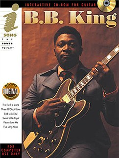 I-Song B.B. King CD-Rom CD-Roms / DVD-Roms | Guitare