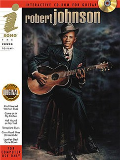 I-Song Robert Johnson CD-Rom CD-Roms / DVD-Roms | Guitar