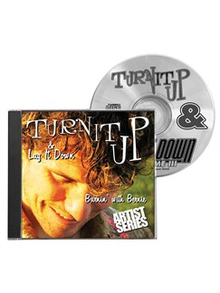 Turn It Up And Lay It Down - Burnin' With Bernie (Volume 9) CDs | Drums