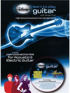 Disney Learn To Play Guitar CD-Roms / DVD-Roms | Guitar