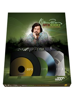 Alan Parsons: The Art & Science Of Sound Recording DVDs / Videos |