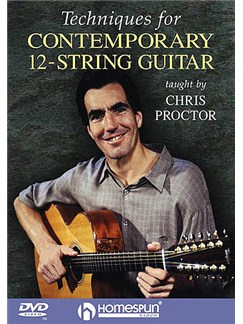 Techniques for Contemporary 12-String Guitar DVD DVDs / Videos | Guitar