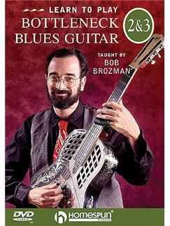 Learn To Play: Bottleneck Blues Guitar 2 & 3 DVDs / Videos | Guitar, Guitar Tab