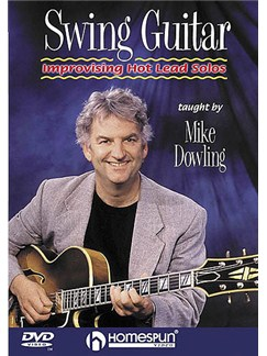 Swing Guitar: Improvising Hot Lead Solos DVDs / Videos | Guitar