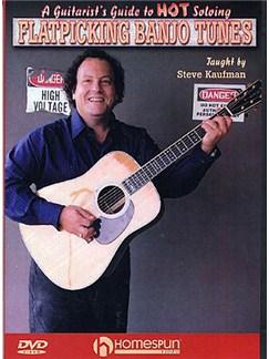 Flatpicking Banjo Tunes DVDs / Videos   Banjo Tab