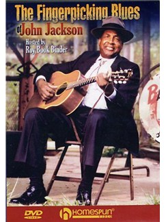 The Fingerpicking Blues Of John Jackson DVDs / Videos | Guitar