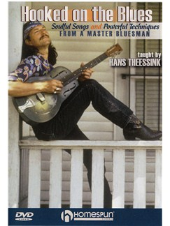 Hans Theessink: Hooked On The Blues DVDs / Videos | Guitar