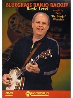 Pete Wernick: Bluegrass Banjo Backup DVDs / Videos | Banjo