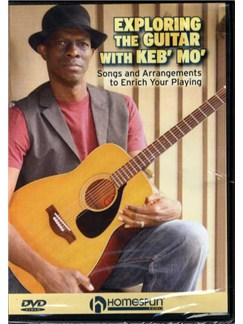 Exploring The Guitar With Keb' Mo' DVDs / Videos | Guitar